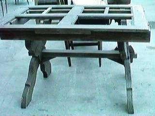 Excelente Mesa de <strong>comedor</strong> Vaska provenzal cocina en roble rustica extensible