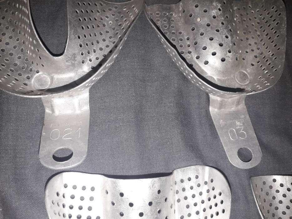 Cubetas de Aluminio