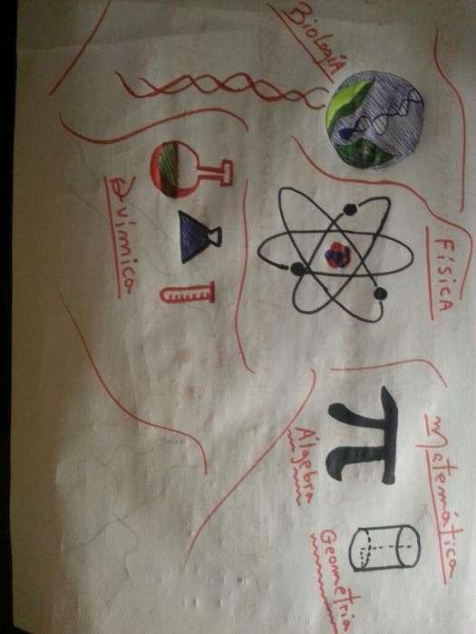 Clases de Biolog, Quím, Física Y Matem