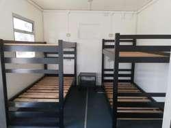 Caseta Dormitorio/oficina