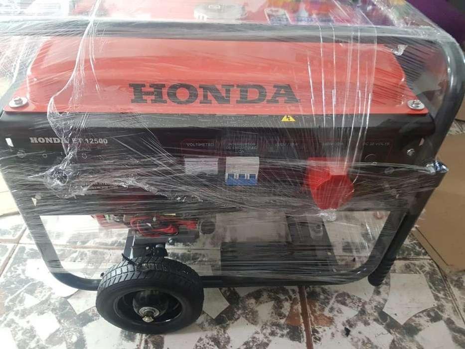 Generador Honda Trifásico Y Monofásico