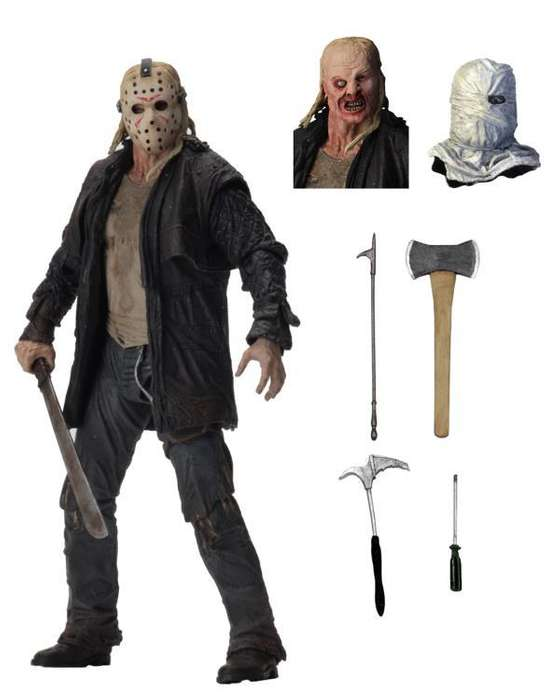 Figura Neca Friday The 13th (2009) Ultimate Jason Voorhees