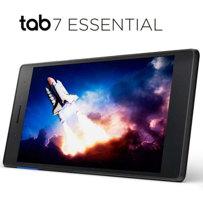 Vendo Tablet Lenovo Tab 7 con Sim Card