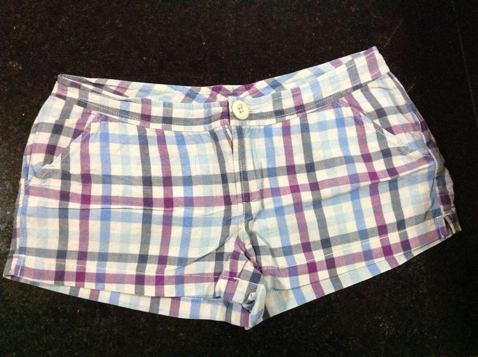 Shorts Talla 6