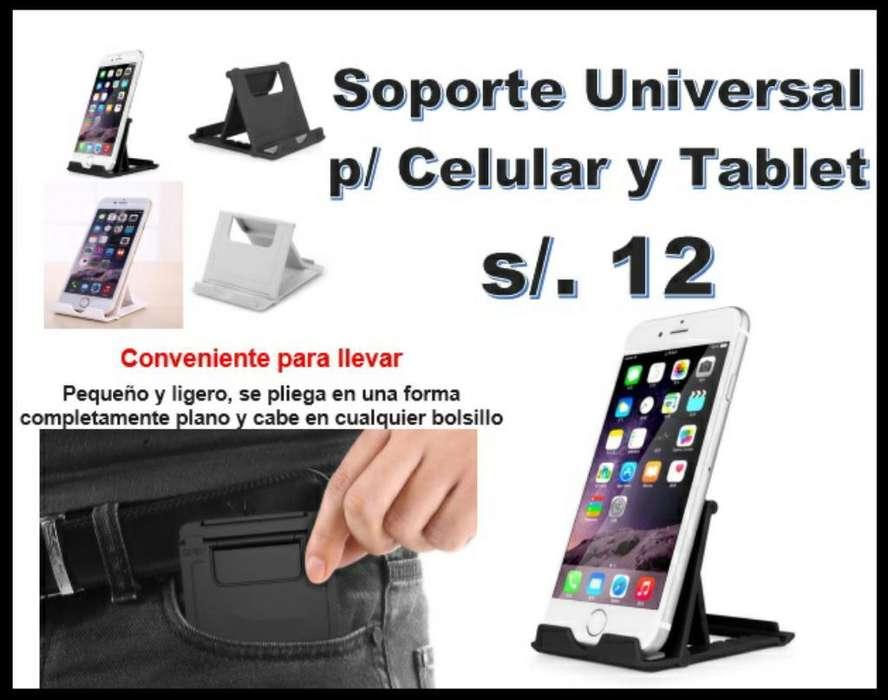 Soporte para Celular Samsung Lg Sony