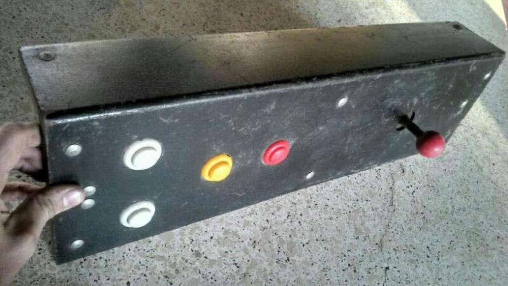 palanca de arcade seiko Japón botonera matsushita 980