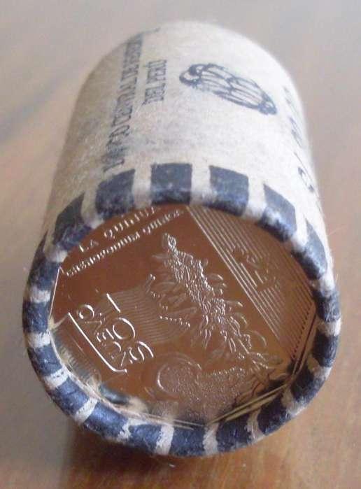 Rollo Moneda Quinua