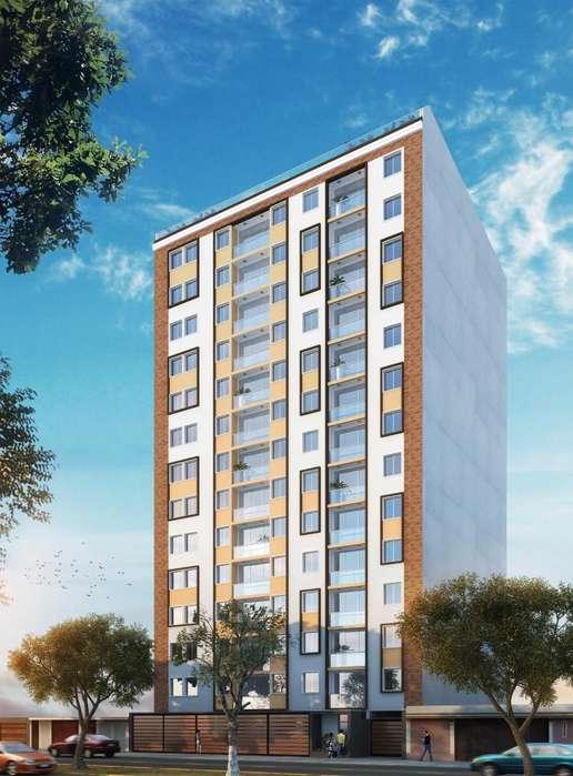 Venta de departamento - Edificio Real 805 - Surquillo (TIPO 3)