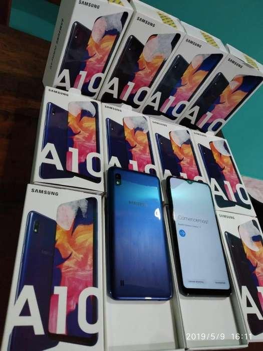 Samsung Galaxy A10 32gb Nuevos Libres OFERTA!!