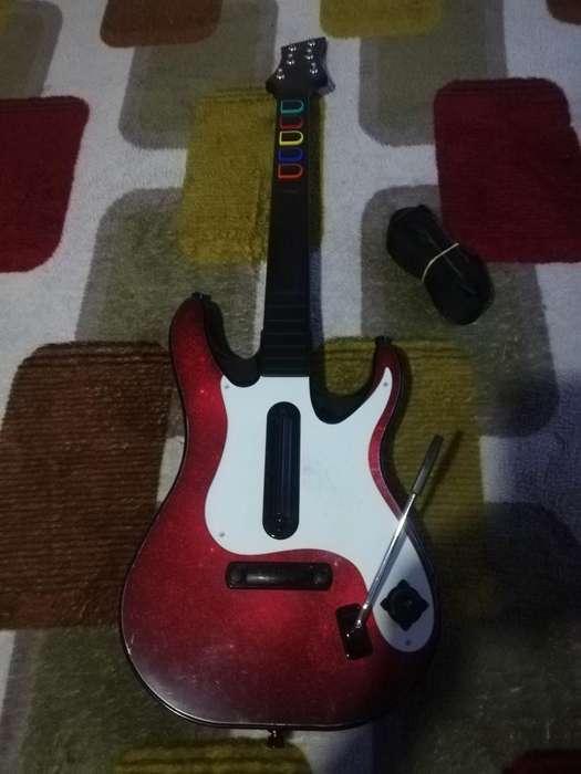 Guitarra para Guitar Hero Ps3