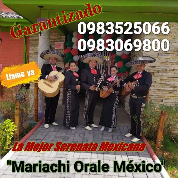 Mariachi con Show de Juan Gabriel