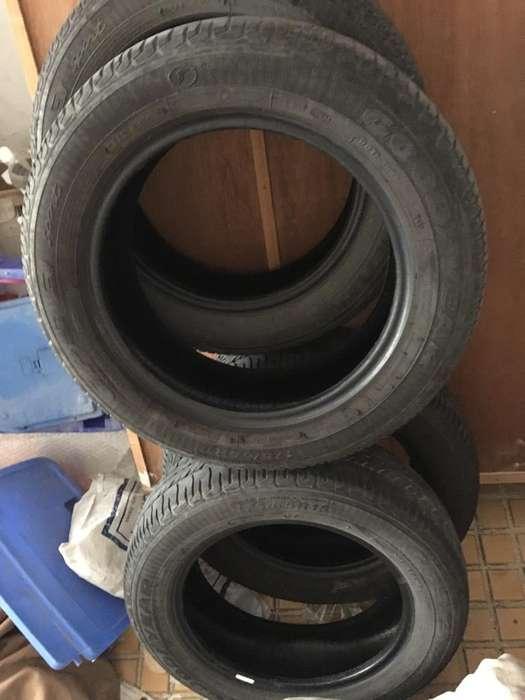 4 Cubiertas Goodyear R15 175/65 - rodado 15