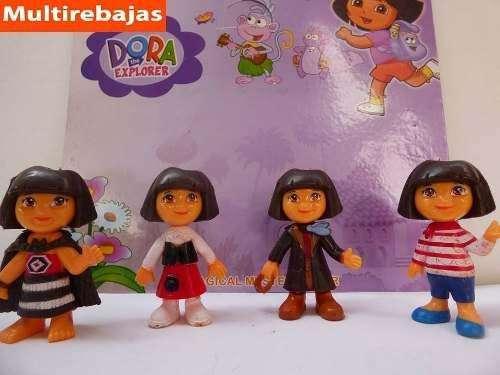 Juguetes De Dora La Exploradora/ Juguetes Coleccionables