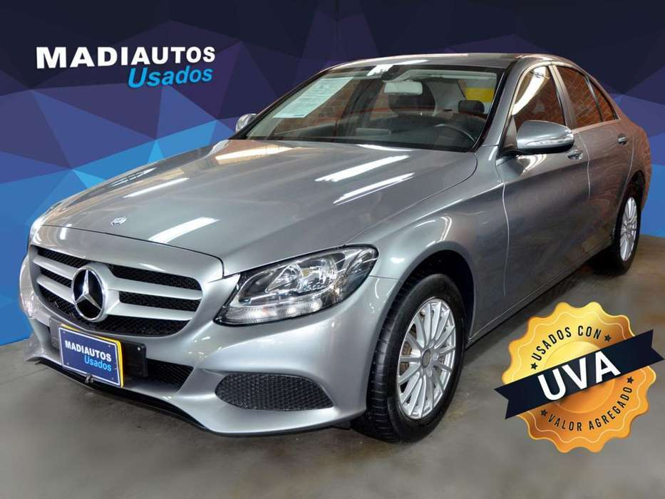 <strong>mercedes</strong>-Benz Clase C 2015 - 43486 km