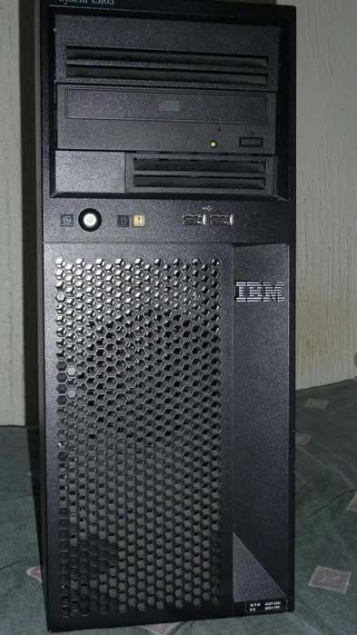 Computadora Workstation IBM Entry X3105