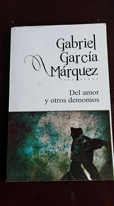 Del Amor Y Otros Demonios/gabriel Garcia