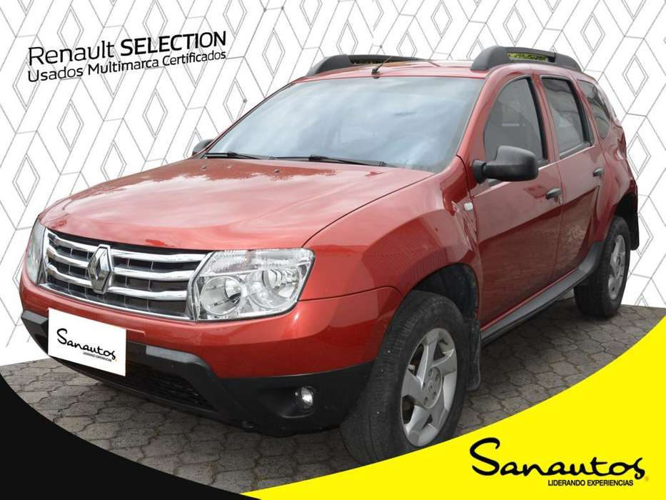 Renault Duster 2015 - 46500 km