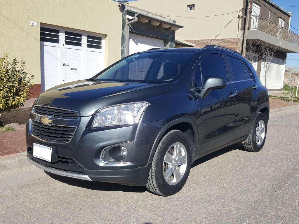 Chevrolet Tracker LTZ 4x2 56.000km IMPECABLE 2015 PERMUTO o CONTADO!