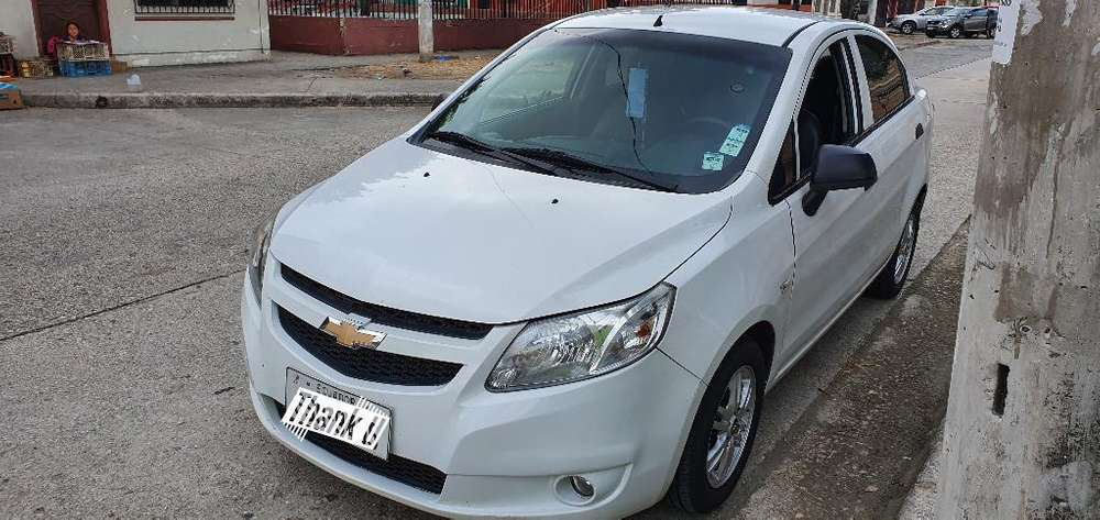 Chevrolet Sail 2016 - 65000 km