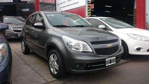 Chevrolet Agile 2010 - 56000 km