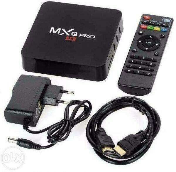 TV BOX MXQ DE 1 GIGA DE RAM MÁS 8 DE ALMACENAMIENTO PRECIO OFERTA 23,00