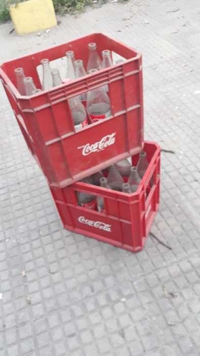 Envases Coca de Litro