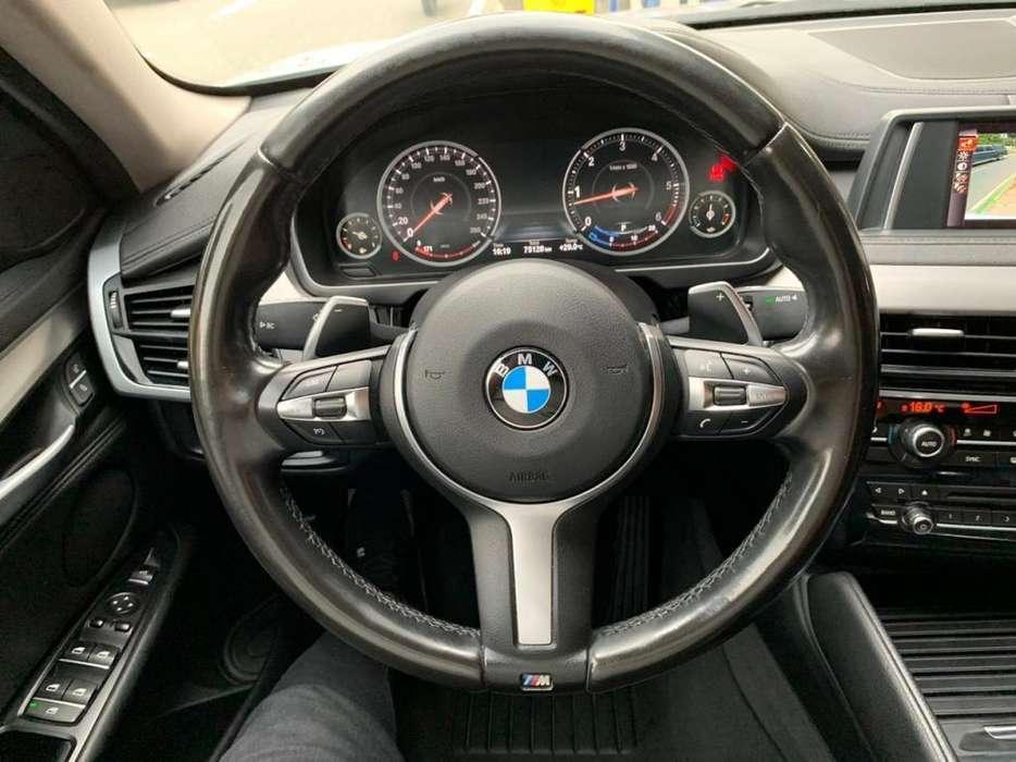 BMW X6 2016 - 75000 km