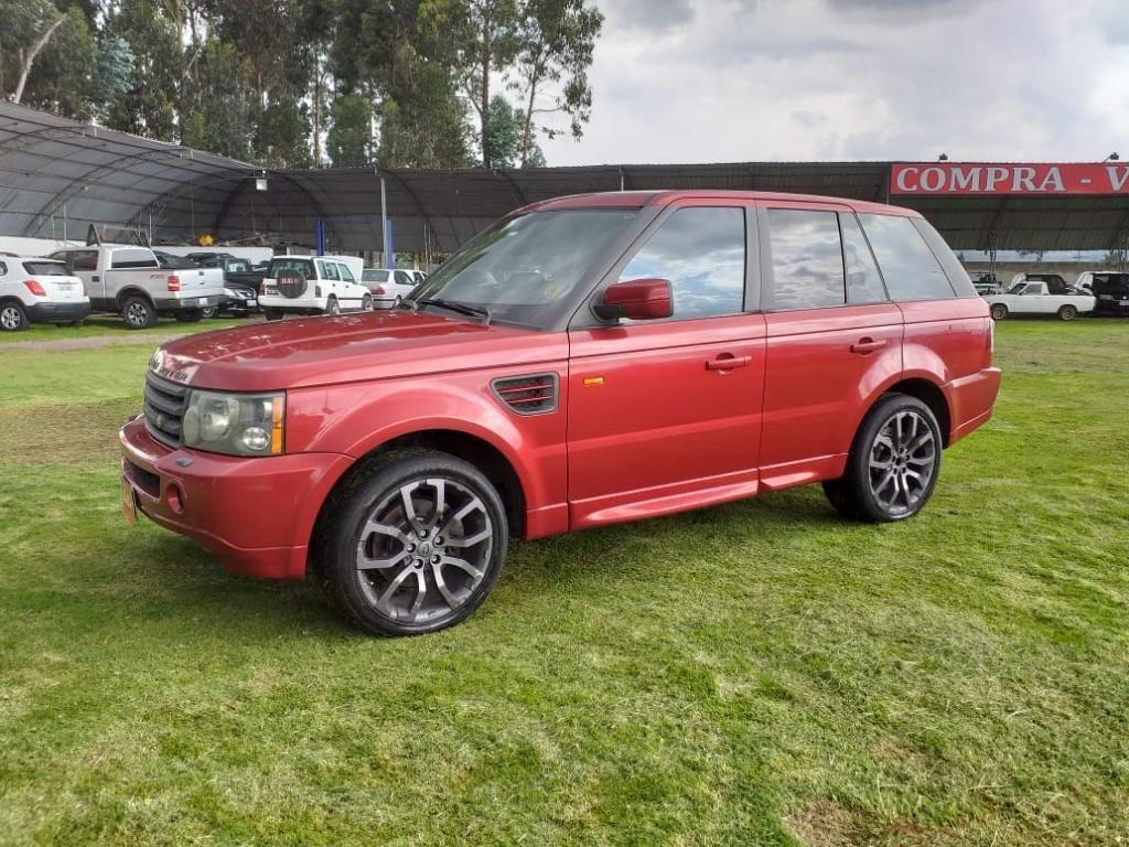 Range Rover Vendo O Cambio con Propiedad