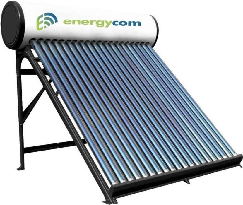 Termotanque Solar 100, 150,200y300 Lts