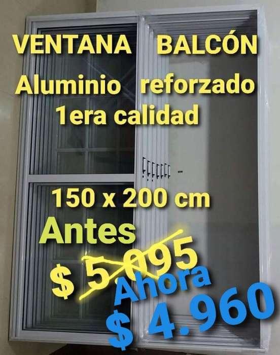 <strong>ventana</strong> Balcon 150 X 200