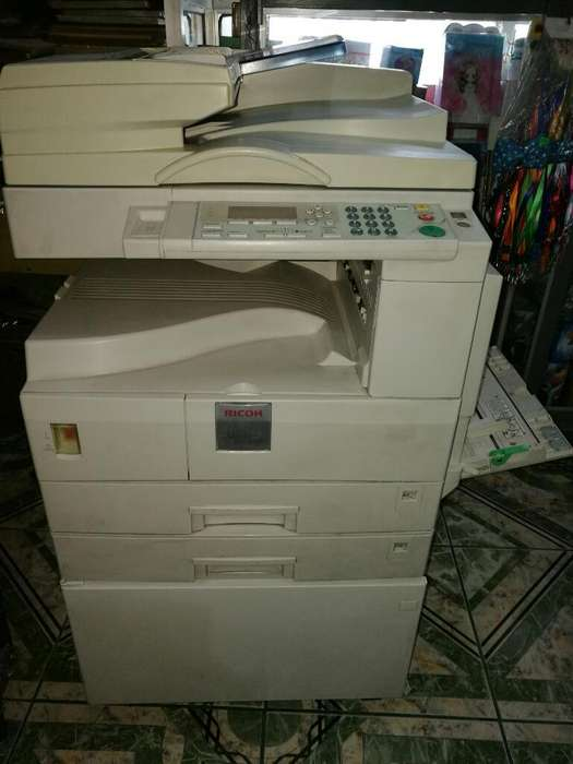 Vendo Copiadora Ricoh Aficio Mp 2000 Bn