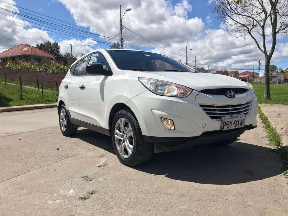 Hyundai Tucson 2012 - 145000 km