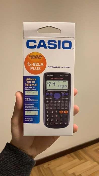 Calculadora Cientifica Casio Fx-82 Plus