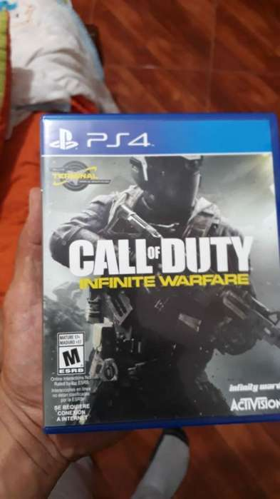 Call Of Duty Infinite Ps4