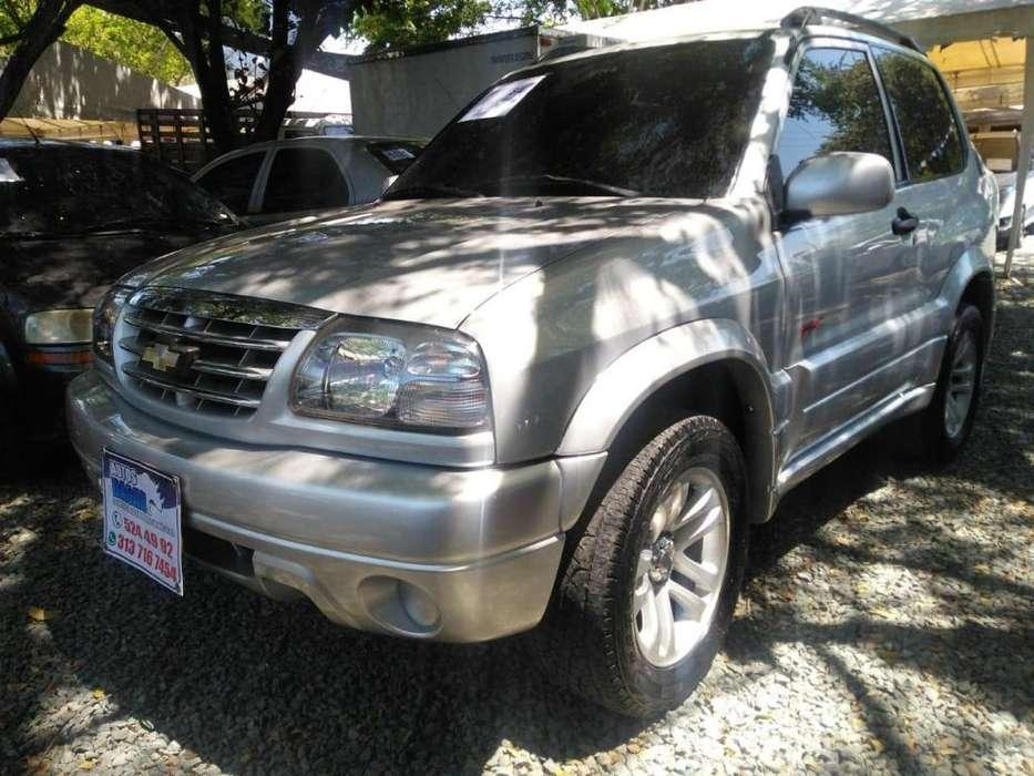 Chevrolet Grand Vitara 2013 - 162385 km