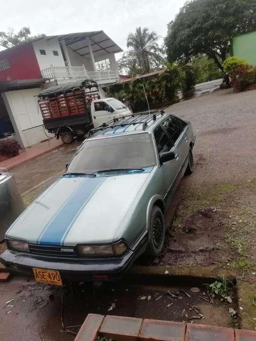 Mazda 626 1986 - 196542 km