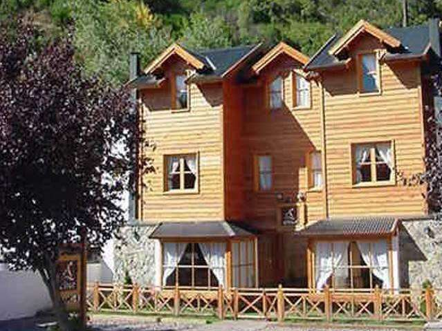 pm62 - Cabaña para 2 a 8 personas con cochera en San Martín De Los Andes