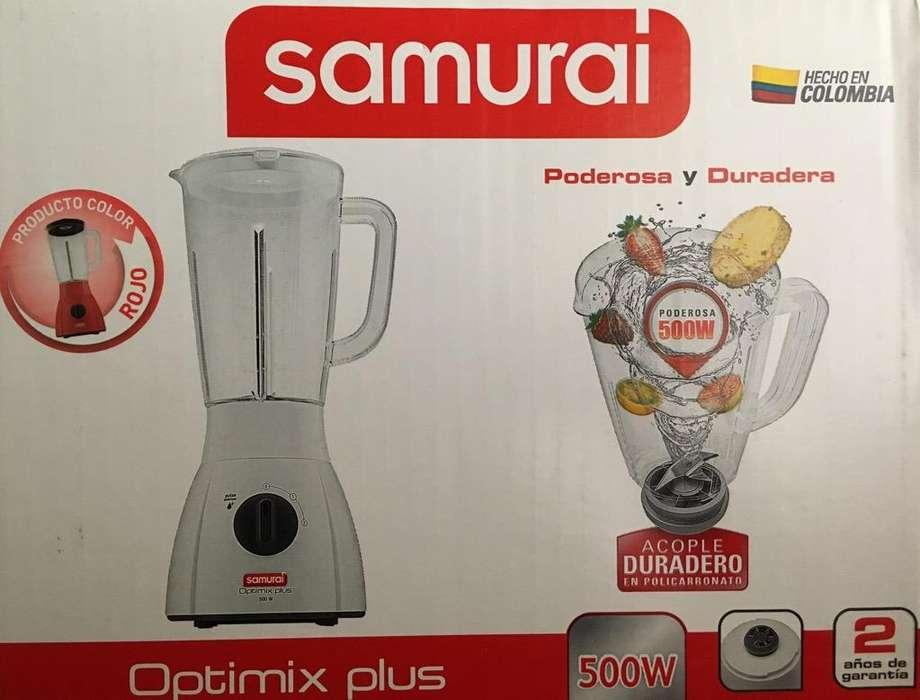 Licuadora Samurai Optimix Plus