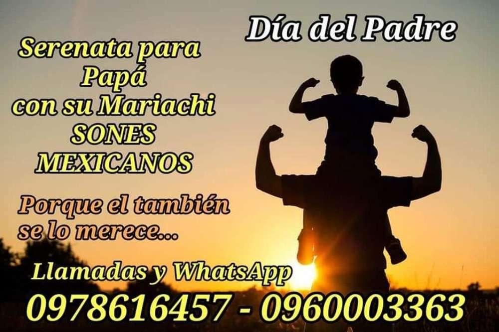 Mariachis en Guayaquil Serenata a Papá