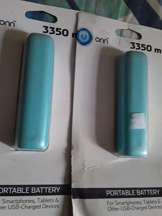Baterías Portátiles Recargables para Sma