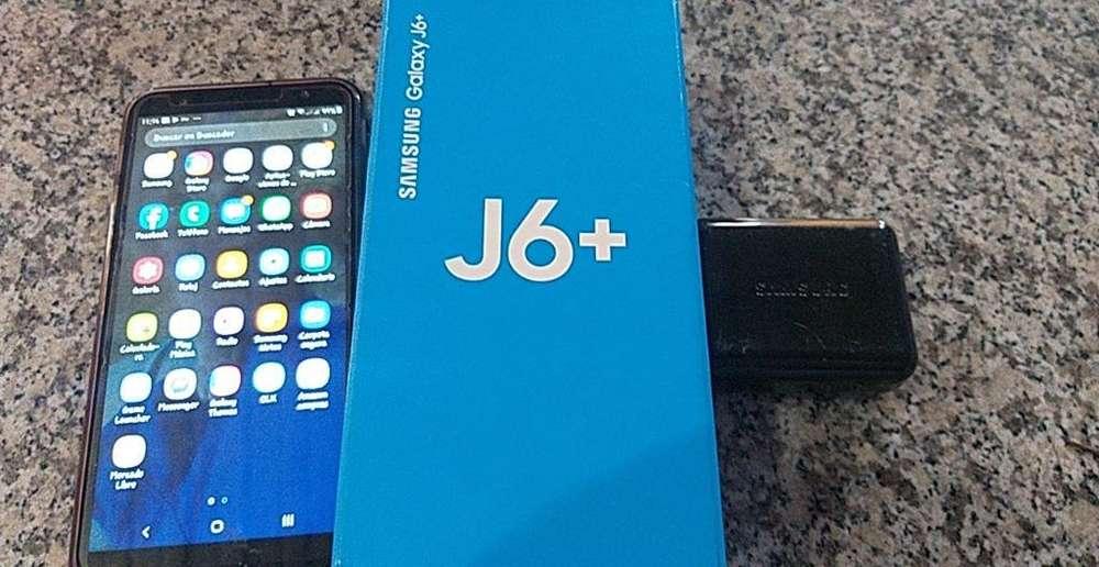 J6 Plus 3meses D Uso 180 Negociable