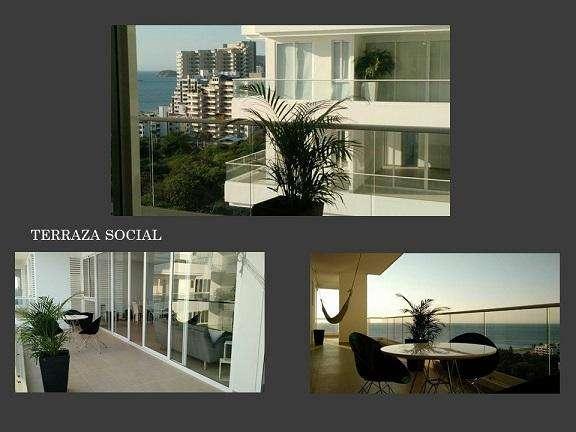 Venta <strong>apartamento</strong> en Santa Marta Irotama 208 mts - wasi_1297414