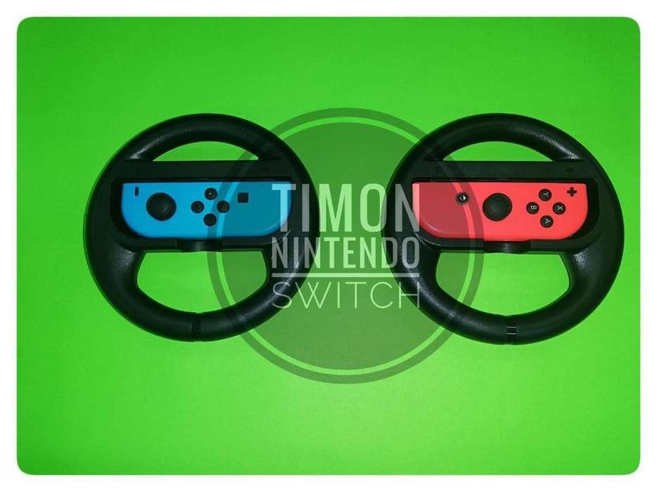 Timón Nintendo Switch..
