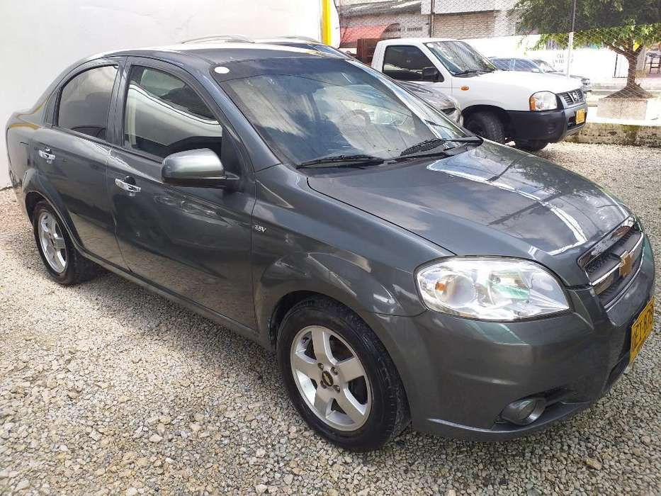 Chevrolet Aveo Emotion 2010 - 170000 km