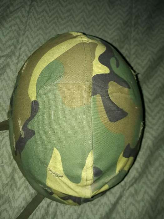 Casco Militar Original