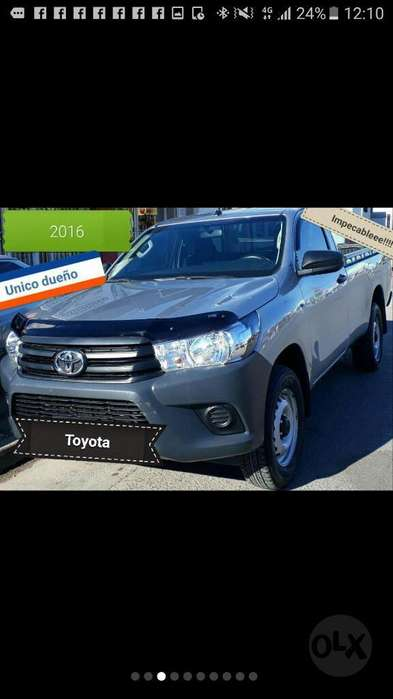Toyota Hilux 2016 - 73000 km
