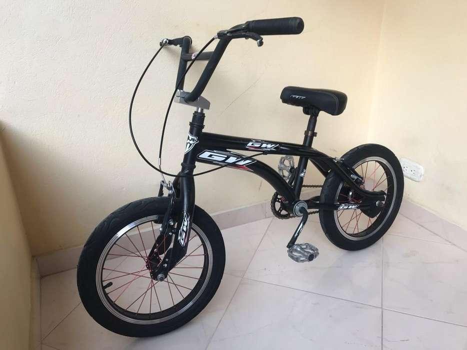 Vendo Bicicleta Niño en Buen Estado