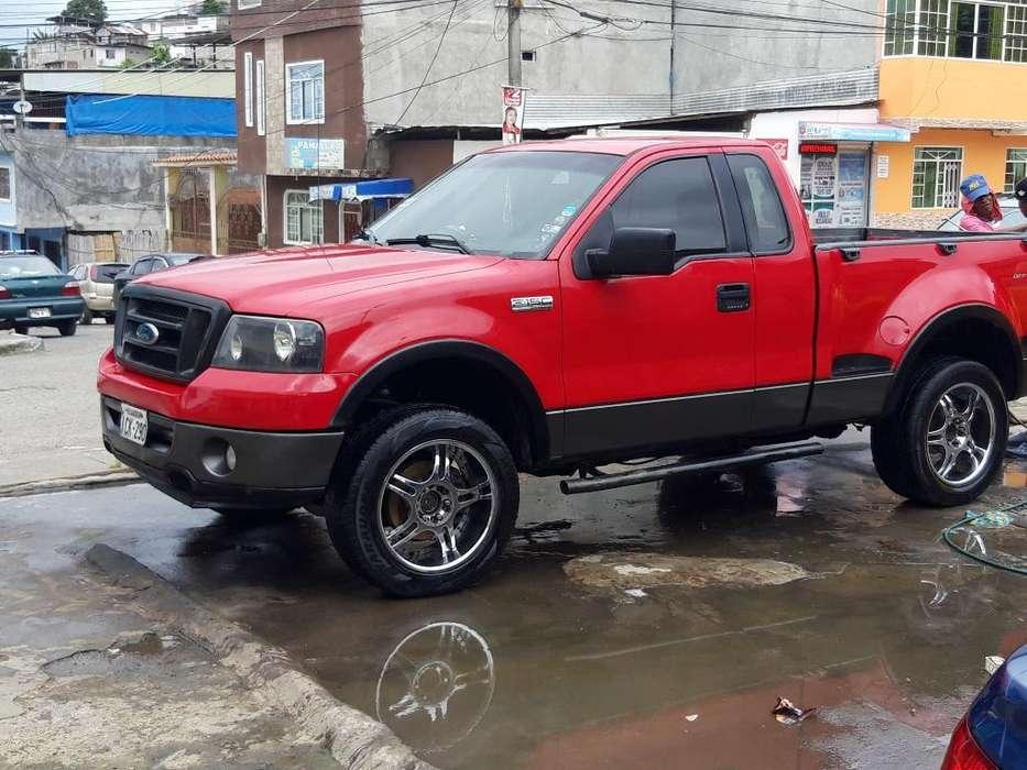 Vendo F150 2007 4x4 14000