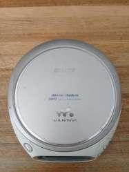 Discman Sony Cd/mp3