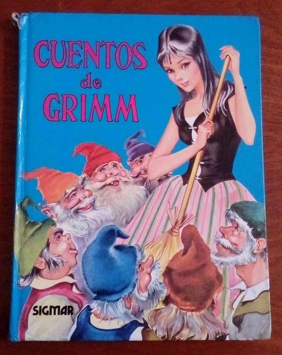 Libro Cuentos de Grimm
